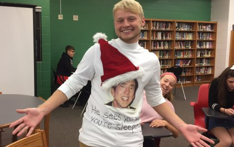 The Pioneer Press announces Ugly Christmas Sweater winner