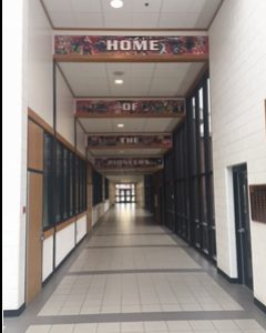 Student Council helps jazz up JAHS entryway