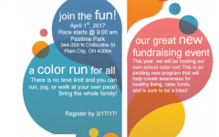 JAHS Sophomore class to host a Color Run