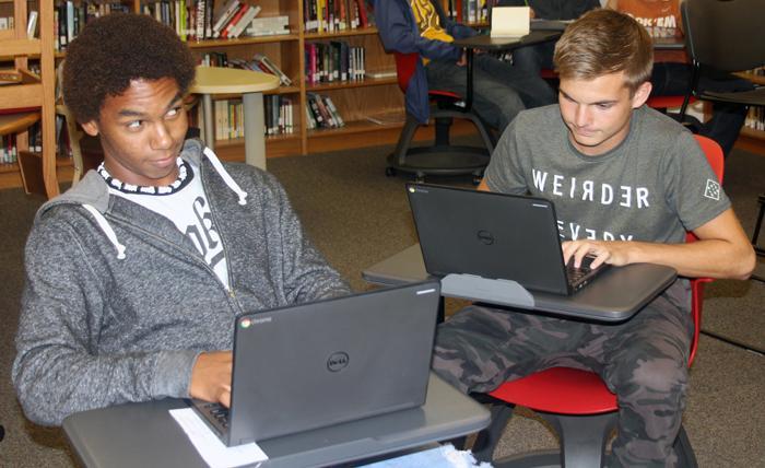 New technology appears in Alder schools