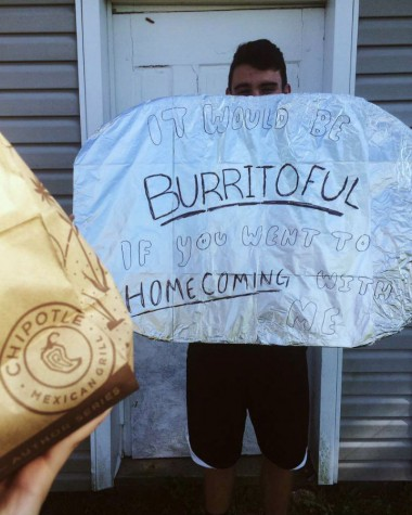 JAHS students get asked to Homecoming
