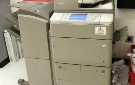 Where are the printers?