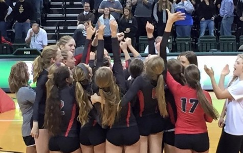 JAHS volleyball advances to state championship
