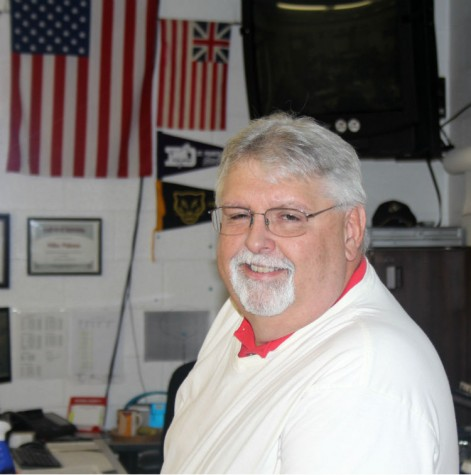 Palmer presents view on Veterans Day