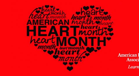 February hosts heart month