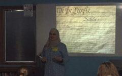 Freshmen explore Islamic culture
