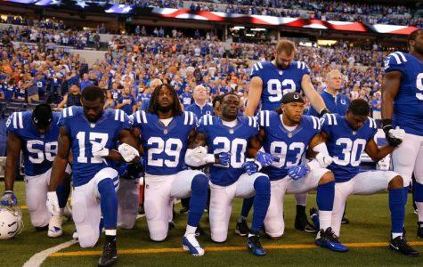 Should we kneel for the National Anthem?