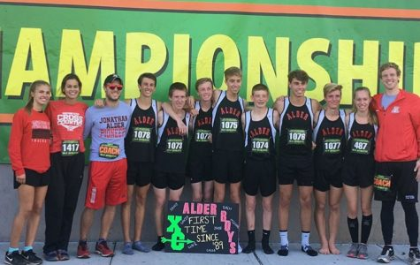 Cross Country finishes season on a Strong Note
