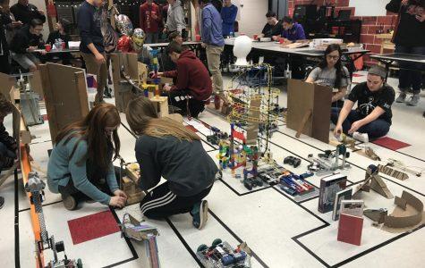Rube Goldberg Machine proves not so easy