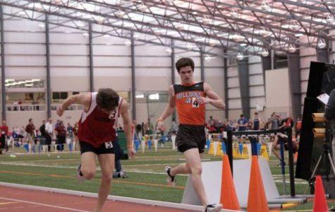 Headings wins 800m Title