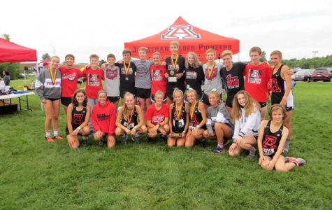 Cross Country flourishes at Westerville