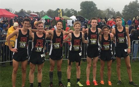Cross Country makes history