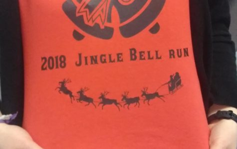 Jingle All the Way to the Finish Line
