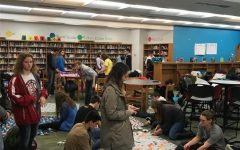 National Honors Society Helps the Children