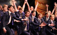 Jonathan Alder High Society Show Choir Enters the Cosmos