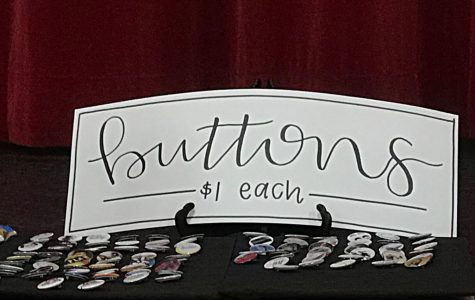 Jonathan Alder's Art Club Selling Buttons