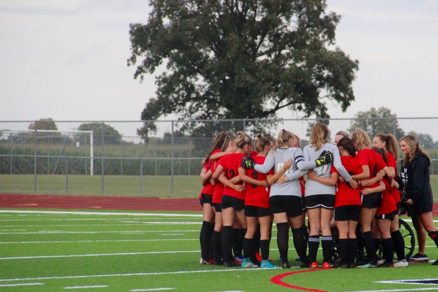 Girls Soccer Strives For Another Successful Season