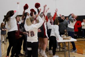 November 1st Pep Rally Photo Gallery