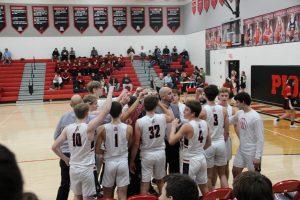 New Coach Sparks New Philosophy For Varsity Boys Basketball