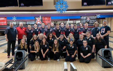 The Striking Bowling Team at JA