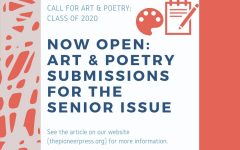Call for Submissions: Art & Poetry from the Class of 2020
