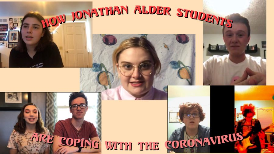 How+Jonathan+Alder+Students+Are+Coping+With+The+Coronavirus