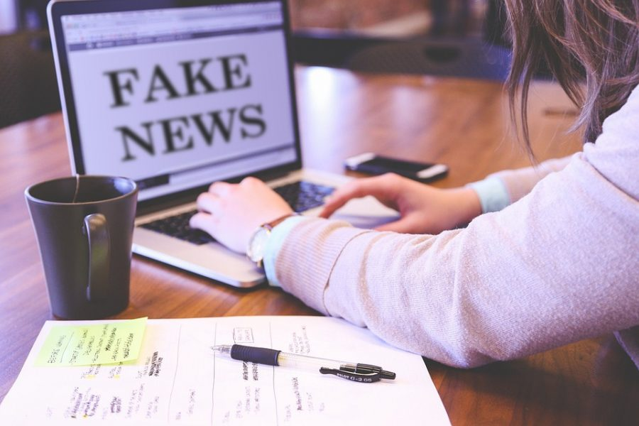 The Spread of Fake News on Facebook