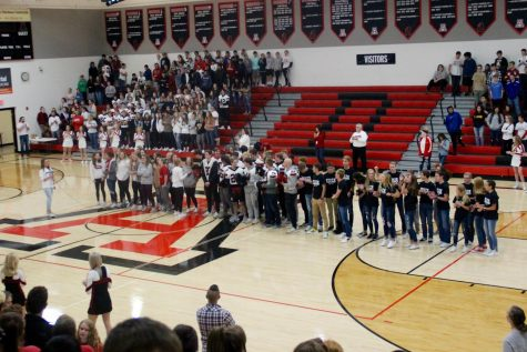 Class of 2020 Student Athletes Adjust to College