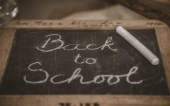 Going back to school full time at Jonathan Alder Highschool. Photo from- https://unsplash.com/s/photos/school