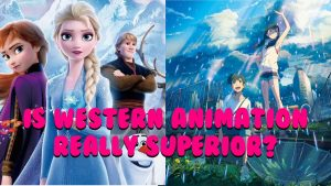 Is Western Animation Really Superior?