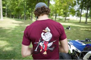 Alder Students start Buff Duck Racing Company