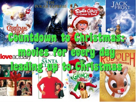 Countdown to Christmas: movies for every day leading up to Christmas.