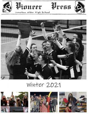 Pioneer Press Winter Issue: January 2021