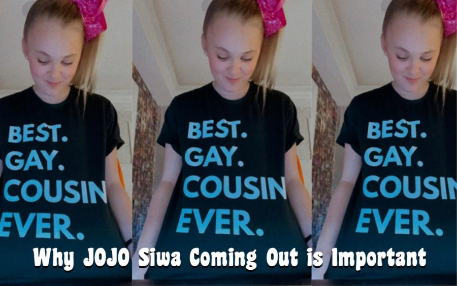 Why JoJo Siwa Coming Out is Important.