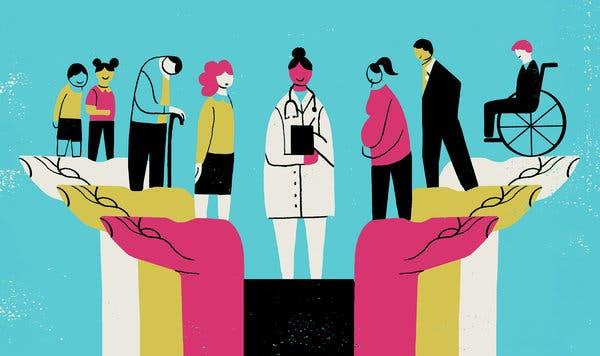 Evaluating universal healthcare
