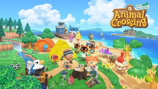 Nintendos Official game banner.