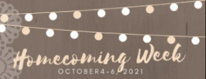 2021 Homecoming--Know Before You Go